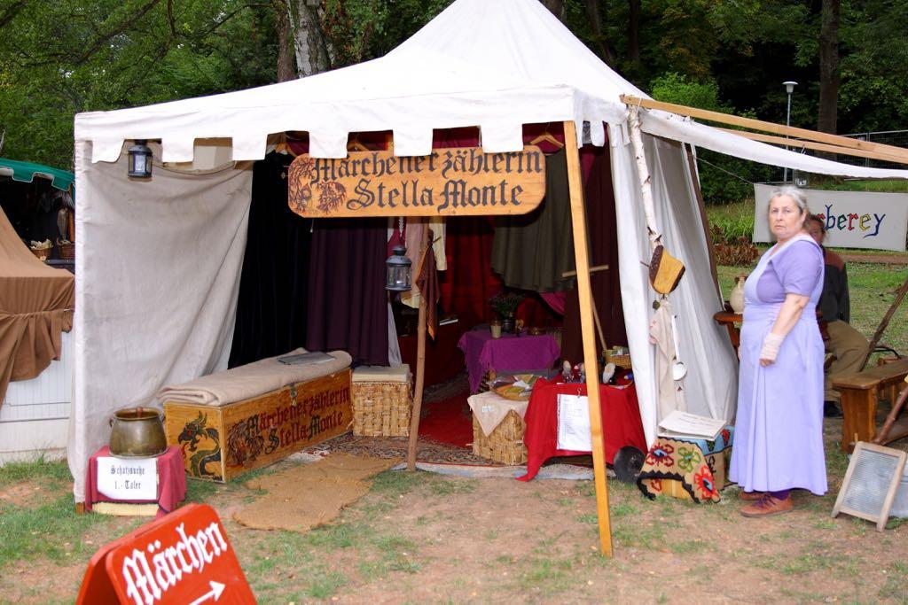Stella Monte Märchenzelt