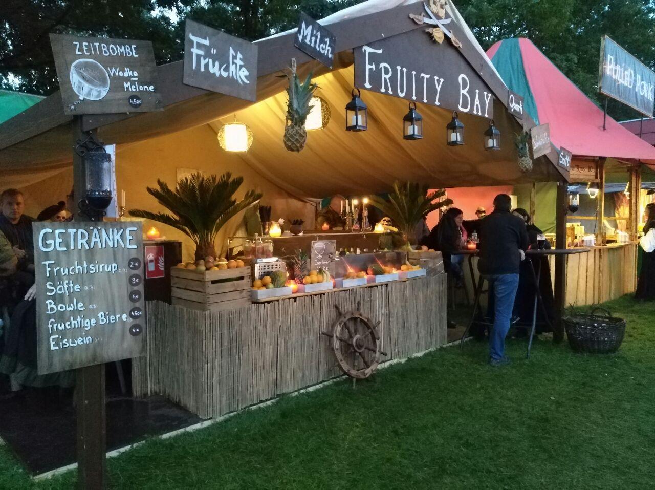 Fruity Bay – Die Früchte Bar
