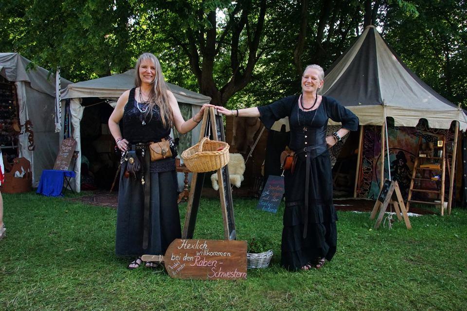 Die Raben-Schwestern