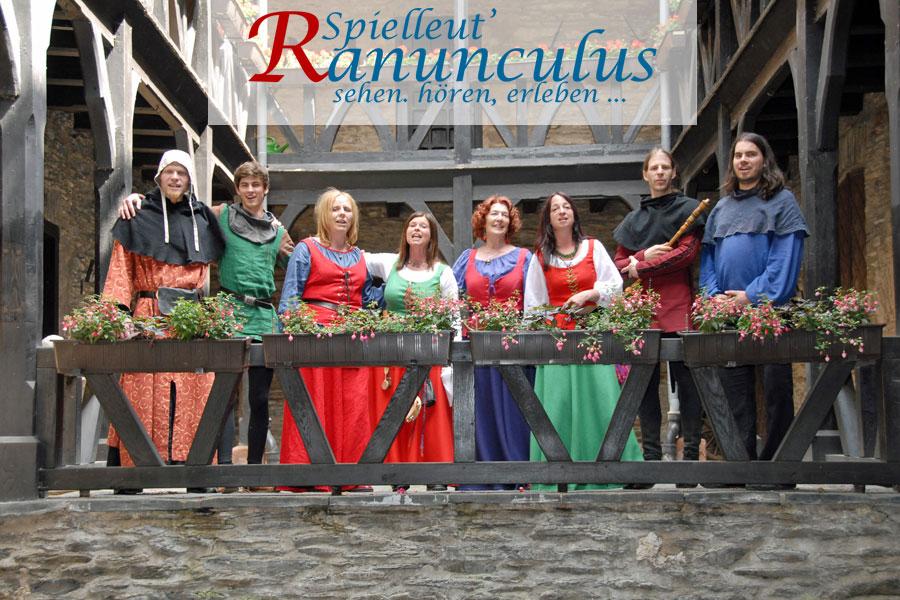 Spielleute Ranunculus