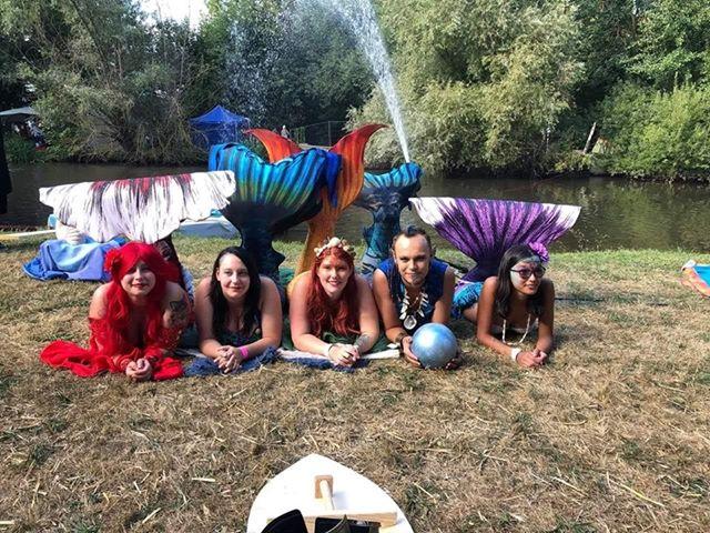 Mermaids / Meerjungfrauen